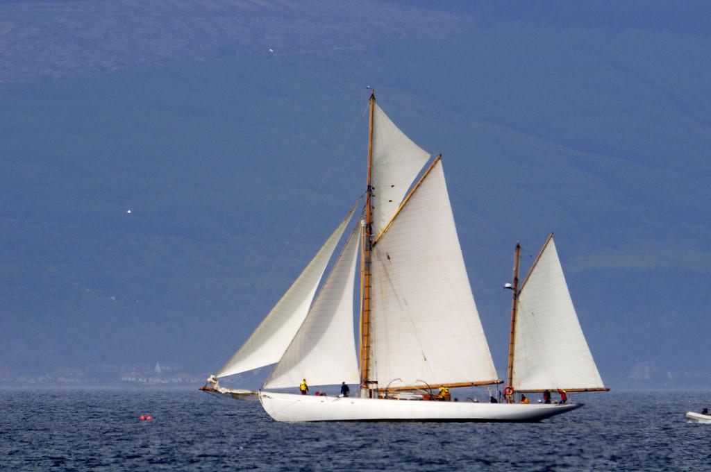 Fife Boats Regatta 2013